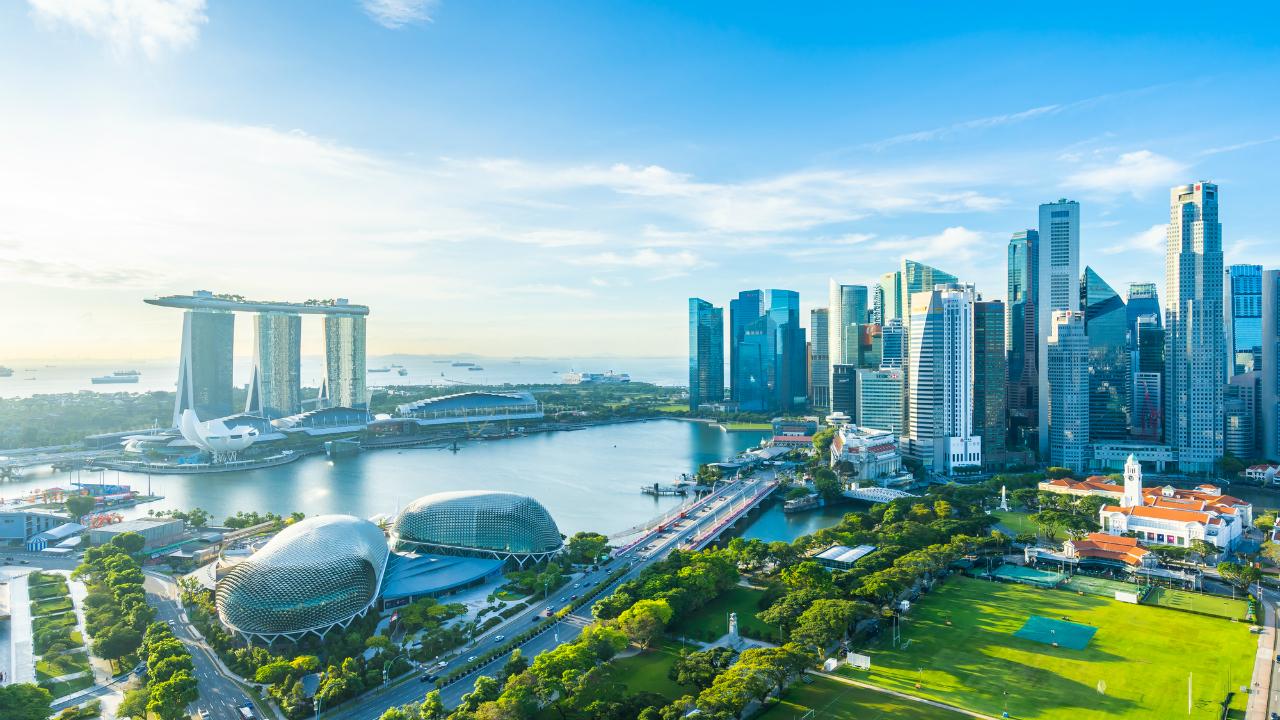 シャイで英語が苦手な富裕層親子の「シンガポール」留学