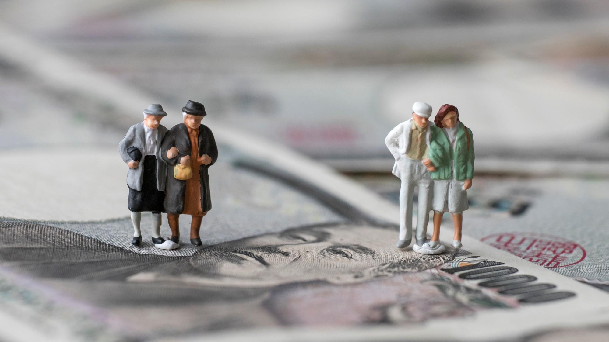 日本の借金…ネックとなる社会保障費に「寄付」という財源が?