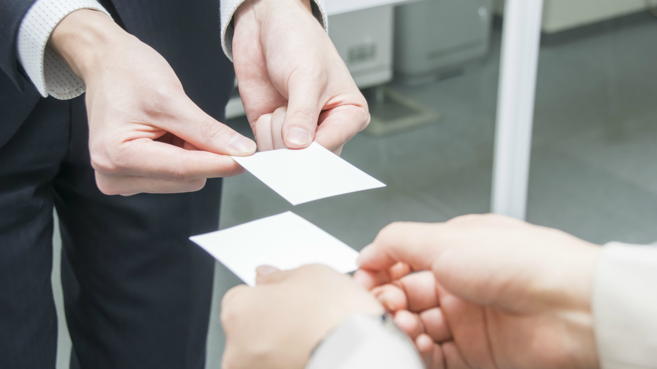 不動産業者からの信頼を勝ち取る「素早い意思表示」