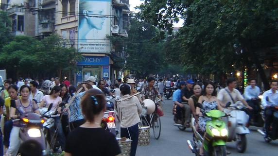 東南アジアの中でも「熱気」と「活気」に溢れるベトナム