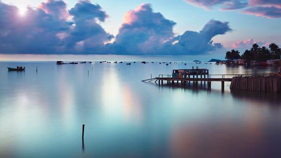 ベトナム最南端の「秘境」・・・フーコック島のリゾート開発