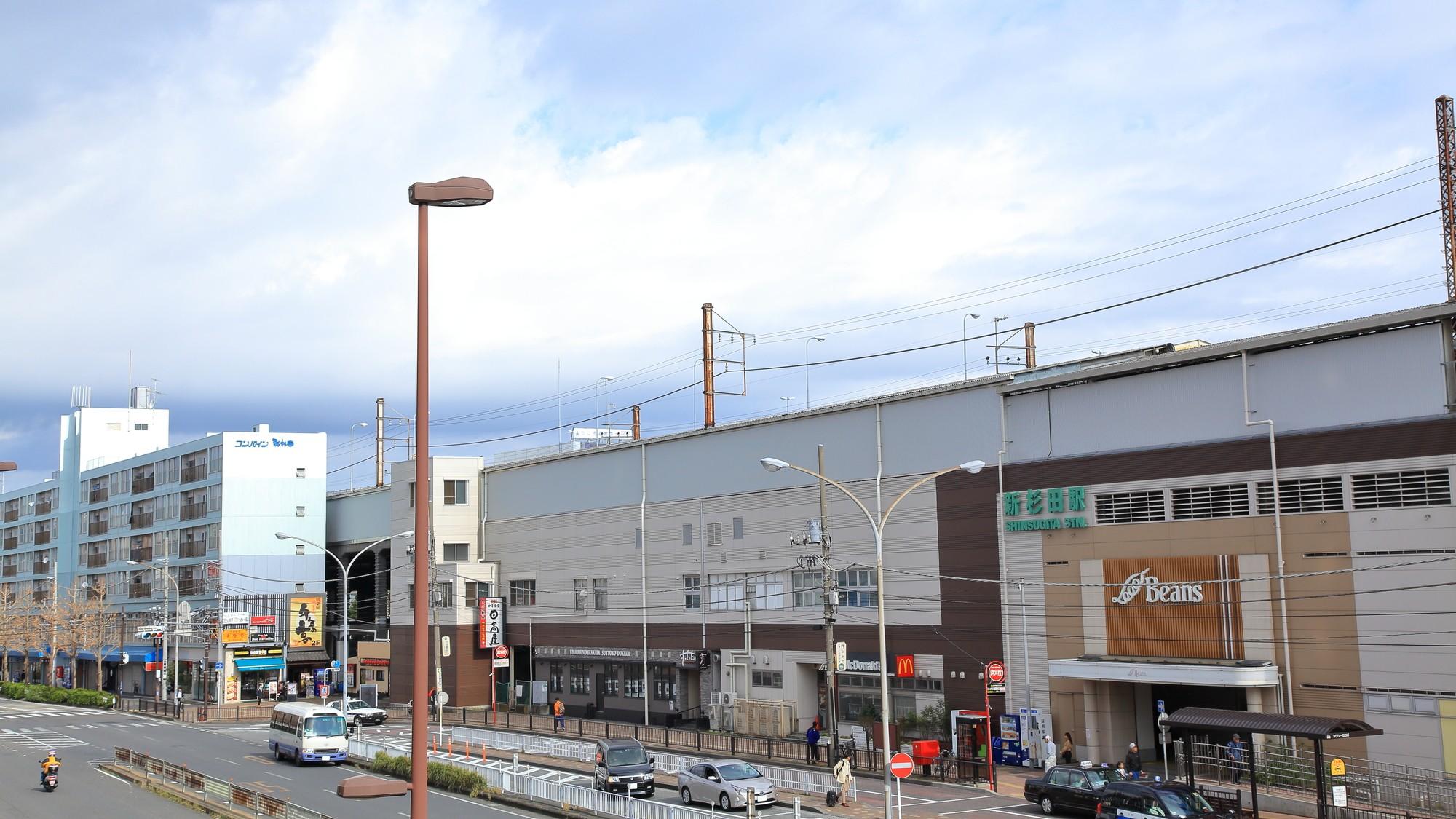 家系ラーメン発祥の地「横浜・新杉田」単身者の住みやすさは?