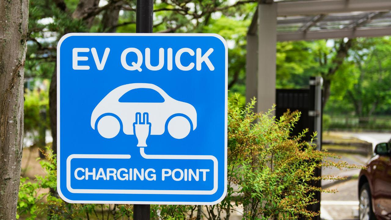 EV充電時間半減 ホンダ、22年メド15分に 日経1面の社名入りの好材料は…
