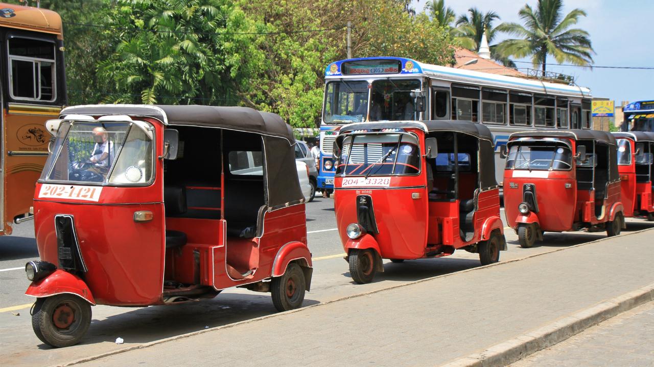 スリランカにも誕生したタクシー配車アプリ「PickMe」