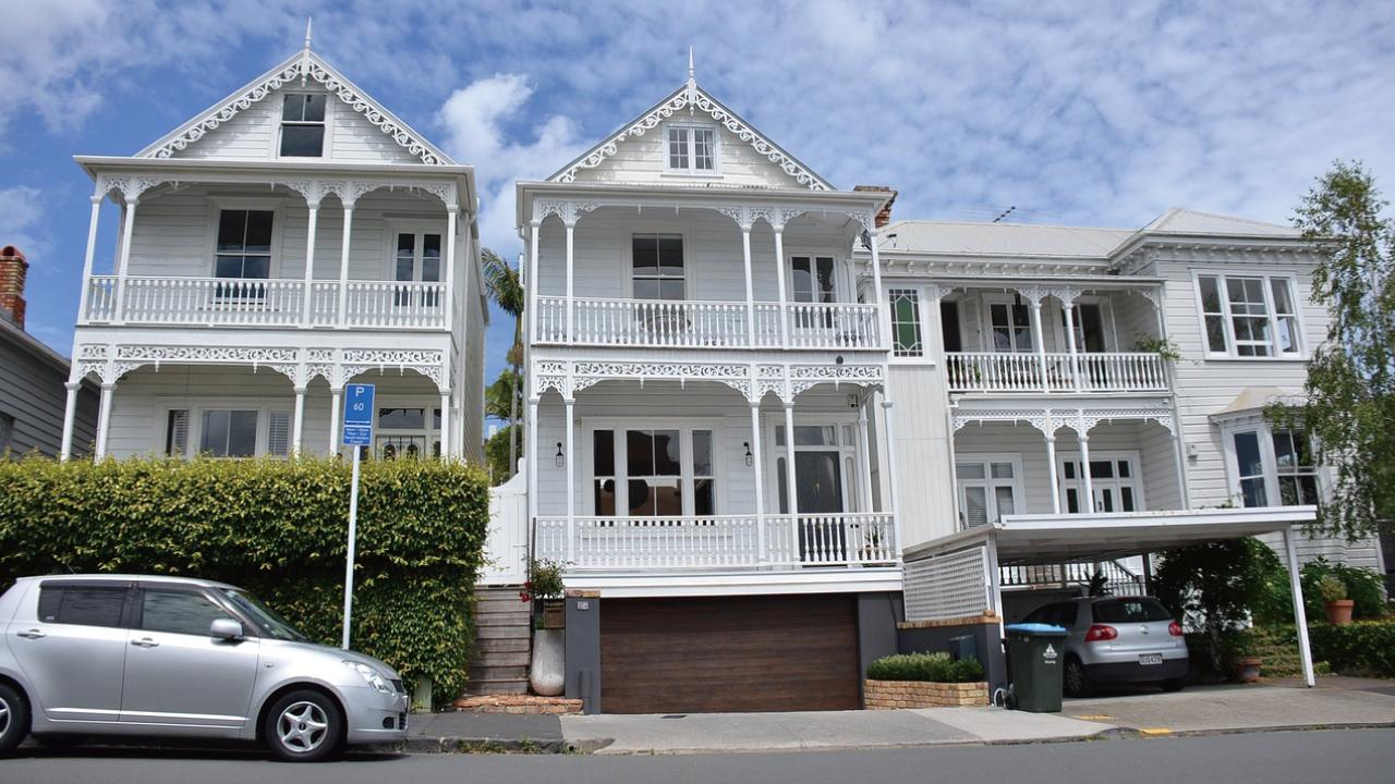 NZ不動産市場における「住み替え」のシミュレーション