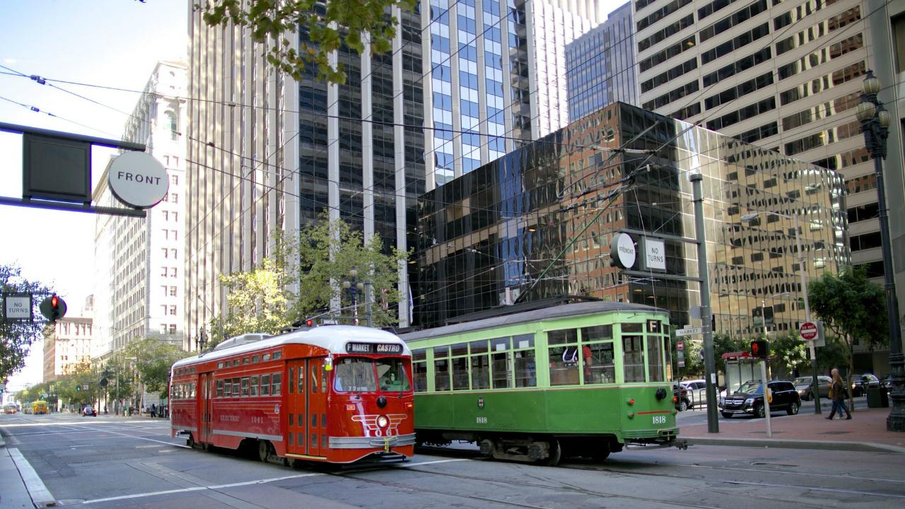 サンフランシスコ・ベイエリアの新規建築認可数と家賃の関係性