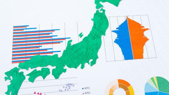 人口・世帯数の動向で、不動産投資に適した立地を見極める方法
