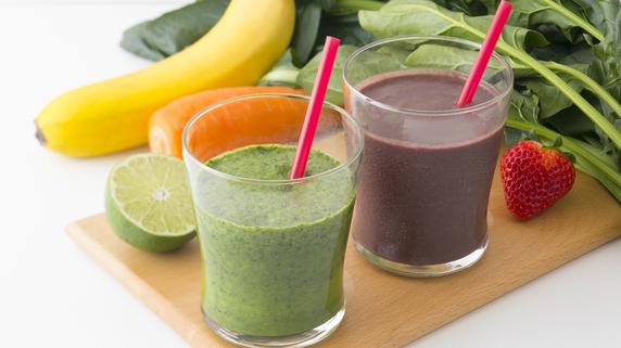 整腸のための「野菜ジュース」摂取・・・効果はあるか?