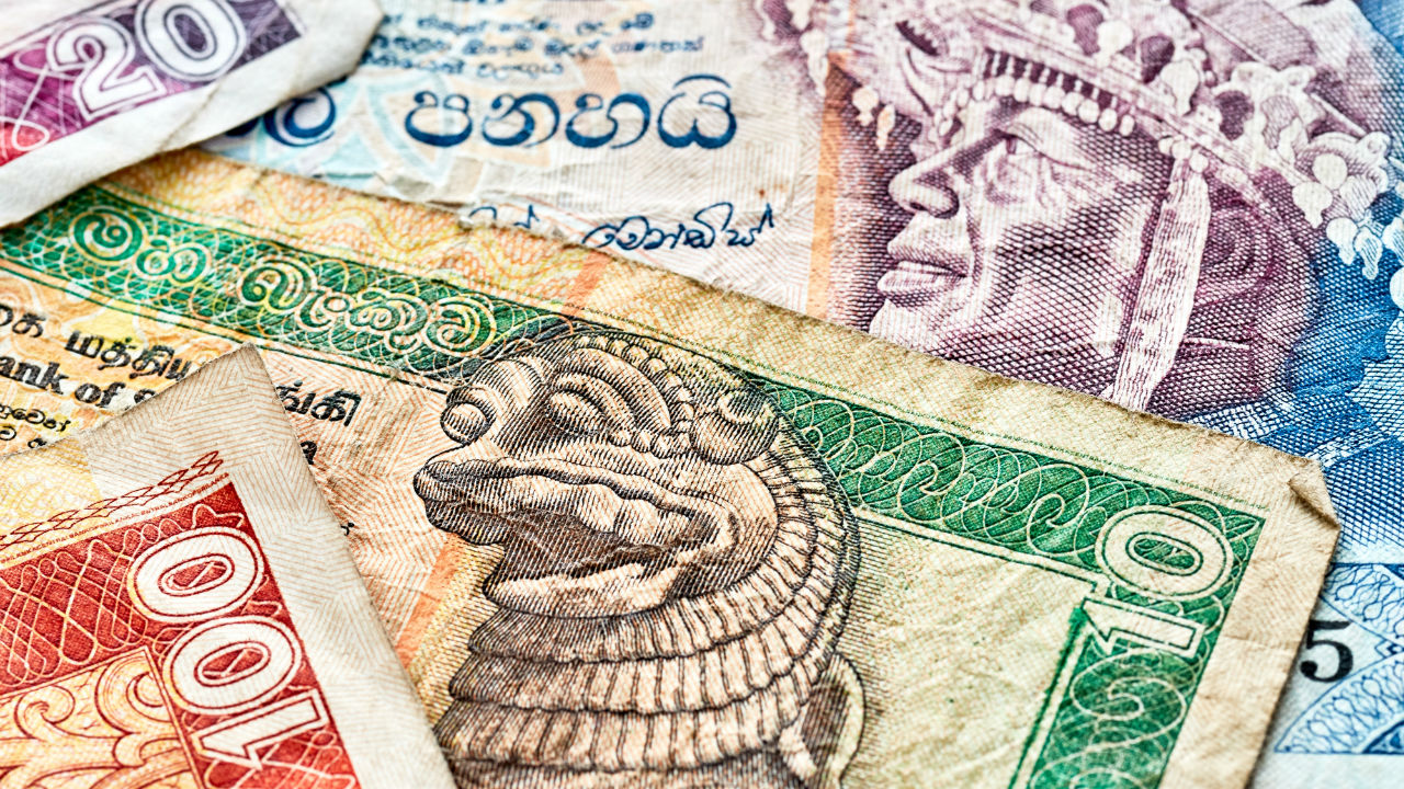 スリランカ中銀、紙幣の乱発に頼らない金融政策を発表