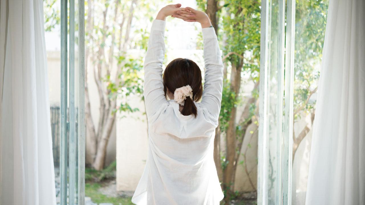 体幹や下半身を鍛える基礎的な運動療法&ストレッチ①