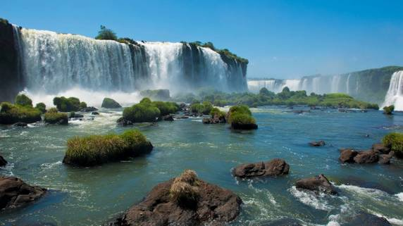 南米の轟音
