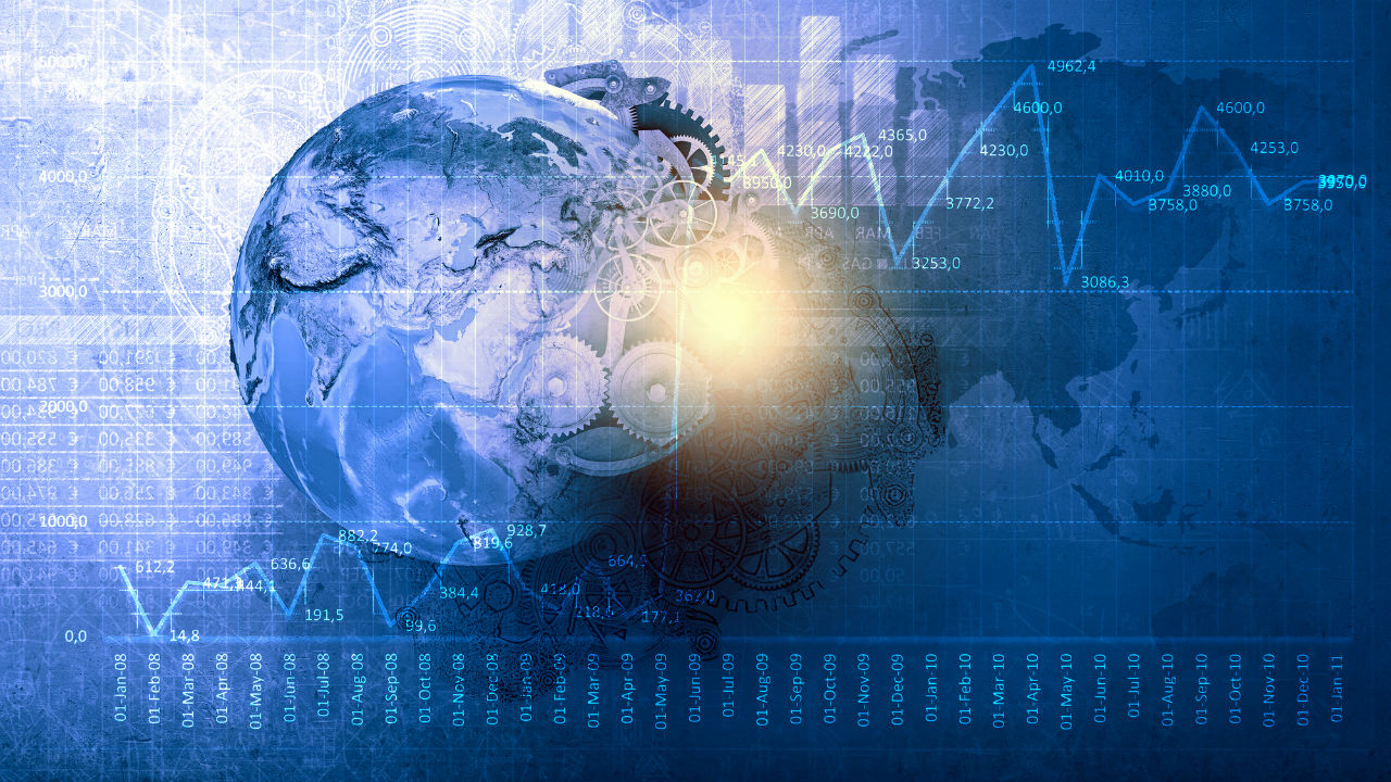 成長率格差、安定したインフレなどに注目