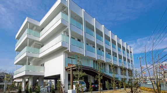 病院建築にも期待される「地球環境施策」・・・具体的な対応例①