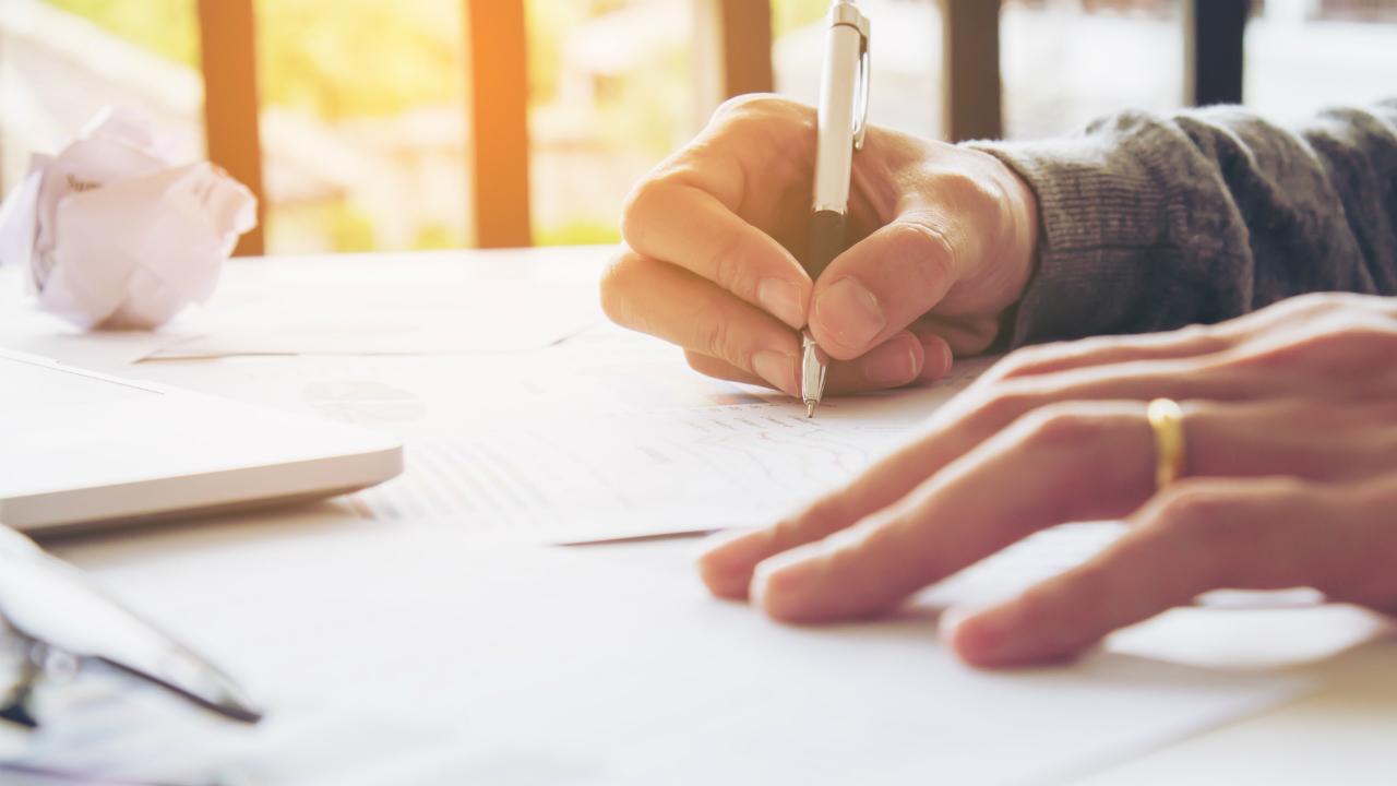 事業計画書に「売上金の回収条件」を記載すべき理由