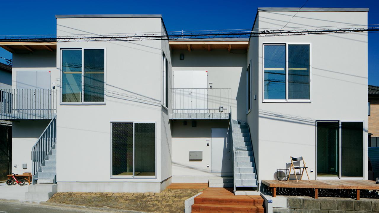 オーナーに聞く「理想の賃貸併用住宅」の建て方~S邸の場合