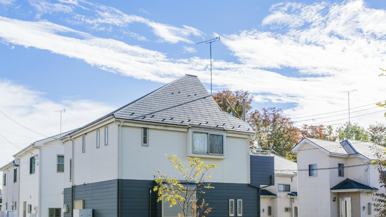欠陥住宅を見抜く――外壁の継ぎ目に「ひび」はないか?