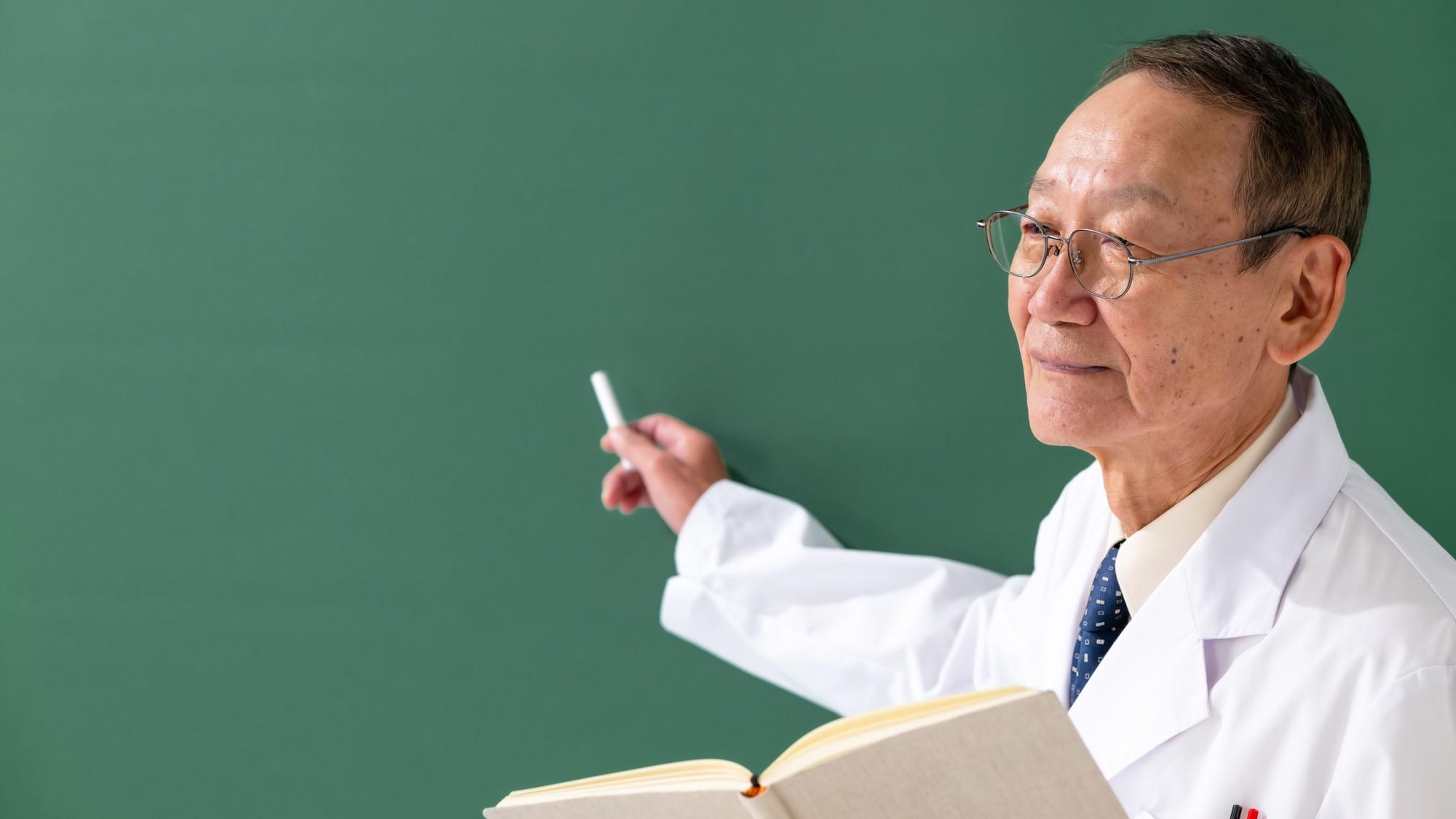 人命を預かる医師にふさわしい趣味…「哲学」でストレス解消を
