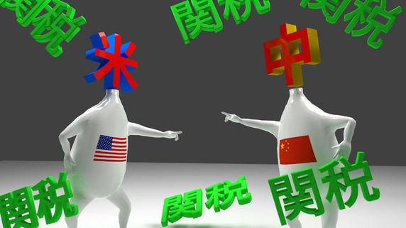 中国人民元に試練再び 1米ドル=7.0人民元を試す展開か