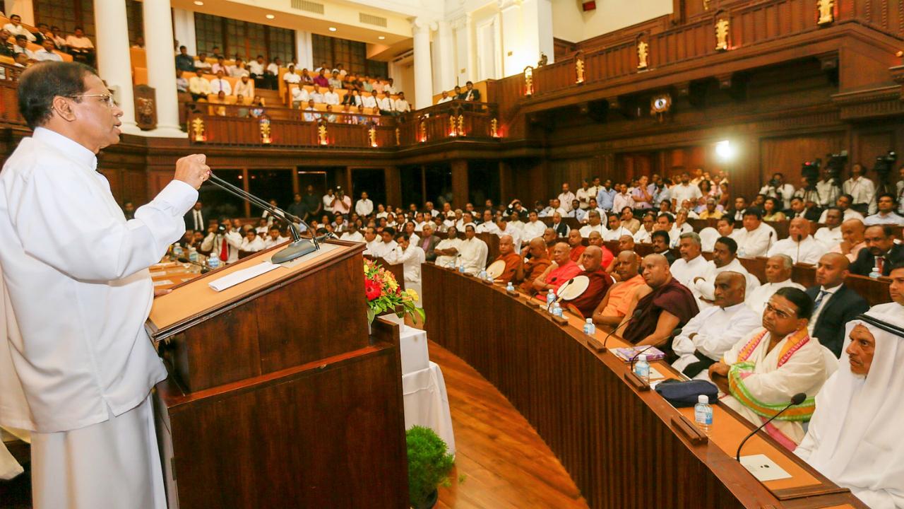 スリランカの政治情勢を一変させた2015年の二つの選挙
