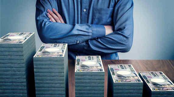 「つみたて投資」で100億円を築き上げた大学教授の事例