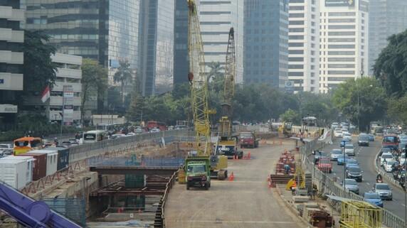 東京ドーム1200個分の開発…インドネシア大手不動産と提携