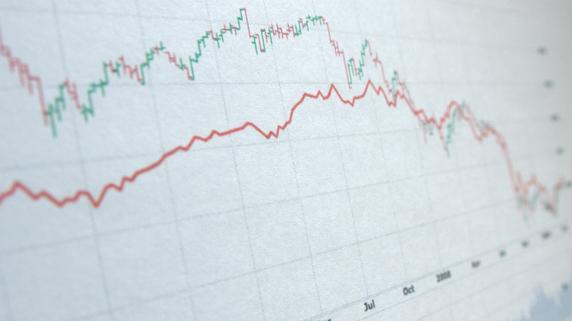 株価チャートのパターンを読み解く~もみ合い放れ・天井と底