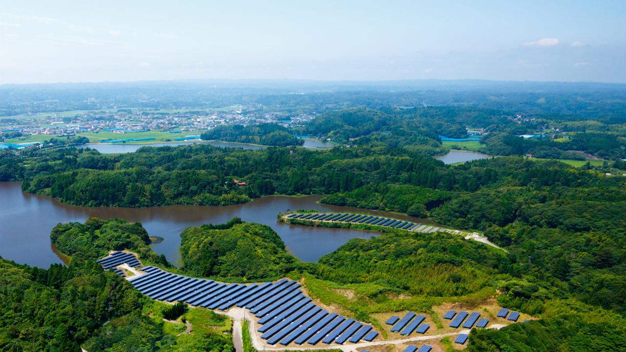投資用の太陽光発電には「海外パネル」が向いている理由