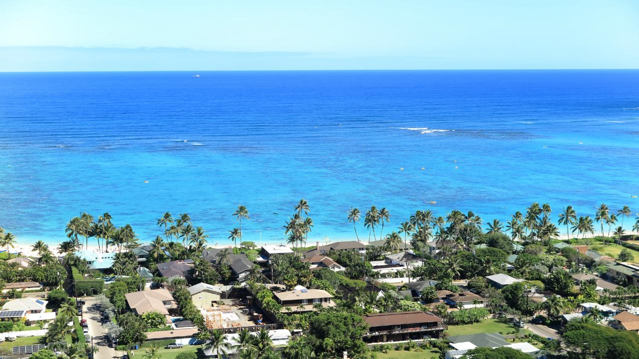 物件供給の「難易度」から見たハワイ不動産の将来性