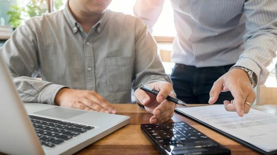 会計インフラの構築に有益な「公認会計士」のサポート