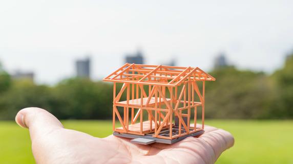 新築デザイナーズアパートに適した建築工法とは?