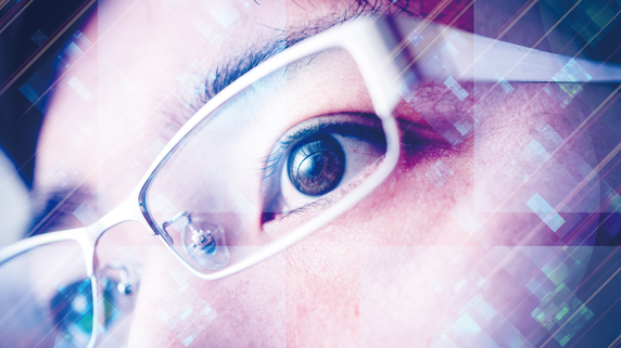 ものが二重に見える!? 目の「見え方」の異常に関するQ&A