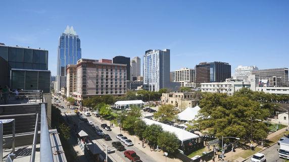 多数の有名企業が進出するテキサス州オースティン