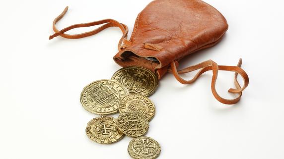 資産防衛の「奥の手」 アンティークコイン投資とは?