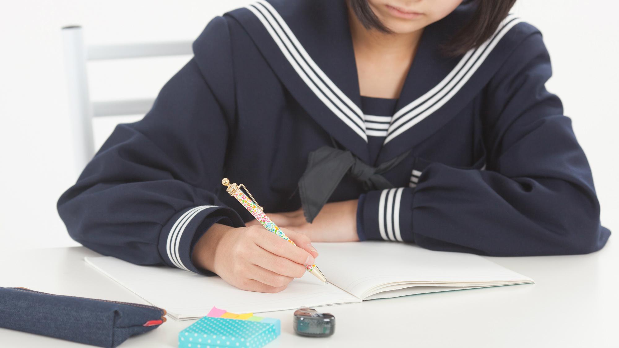 麹町中学校の校長が「宿題全廃」を決めた理由とは?