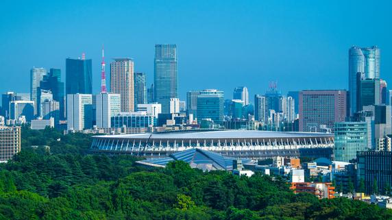 「オリンピックレガシー」を活用して、東京は世界に勝てるか?