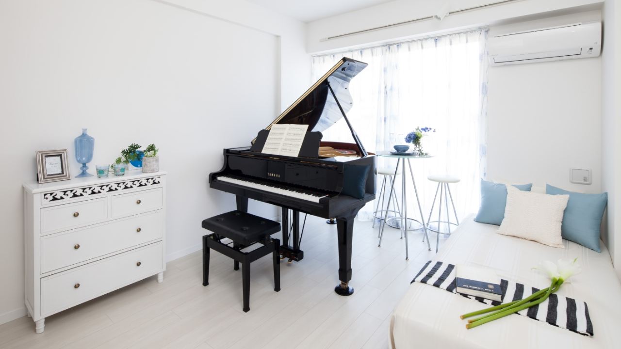 賃貸経営における「24時間楽器演奏可能」物件の圧倒的優位性