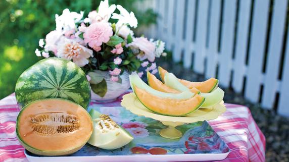 健康食材たっぷり! 充実した食生活&メニューの実例