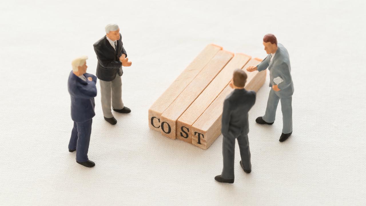 事業の「コストリダクション」と「コストコントロール」の違い