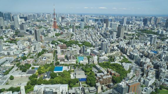 GRPで世界トップの東京は?価値の下がらない土地の見極め方
