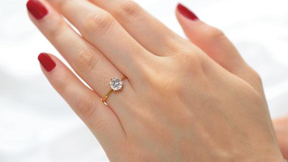 指輪を永く身に着けるための留意点