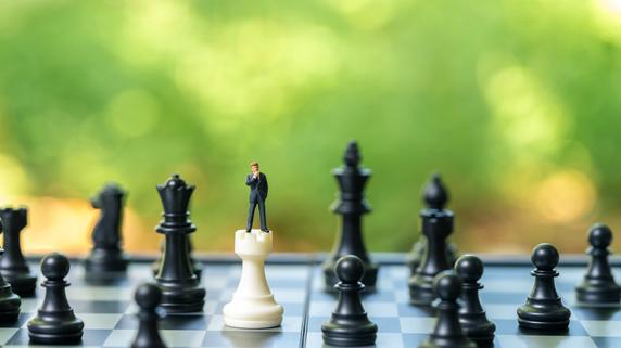 起業家にとってマーケットを「俯瞰する」スキルが重要なワケ