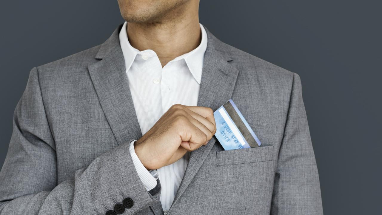 なぜ成功する人はクレジットカードを一枚しか持たないのか?