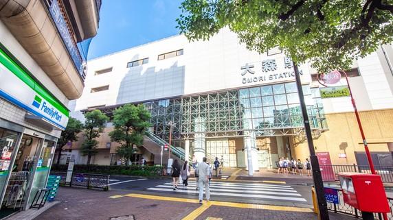 隣駅の蒲田に隠れる「大森」は、東京の一大リゾート地だった!?