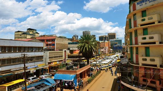 株式市場も盛況・・・「ケニア」の経済状況と今後の展望