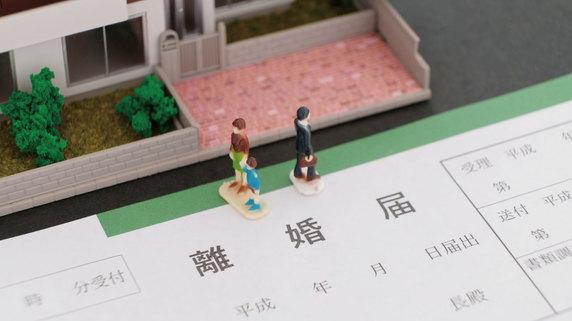 夫婦の別居時が「分与財産確定の基準時」とならないケース②