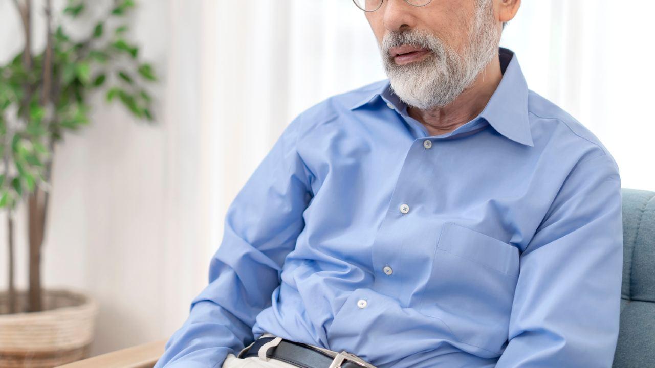 在宅療養で家族関係悪化…医師が見た、80代男性の険しい表情