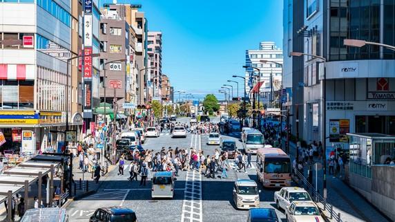 西の歌舞伎町と呼ばれる「町田」駅…犯罪の傾向に微妙な違い?