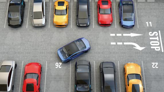 投資物件となる工場・倉庫の「道路付け」「駐車場」の条件