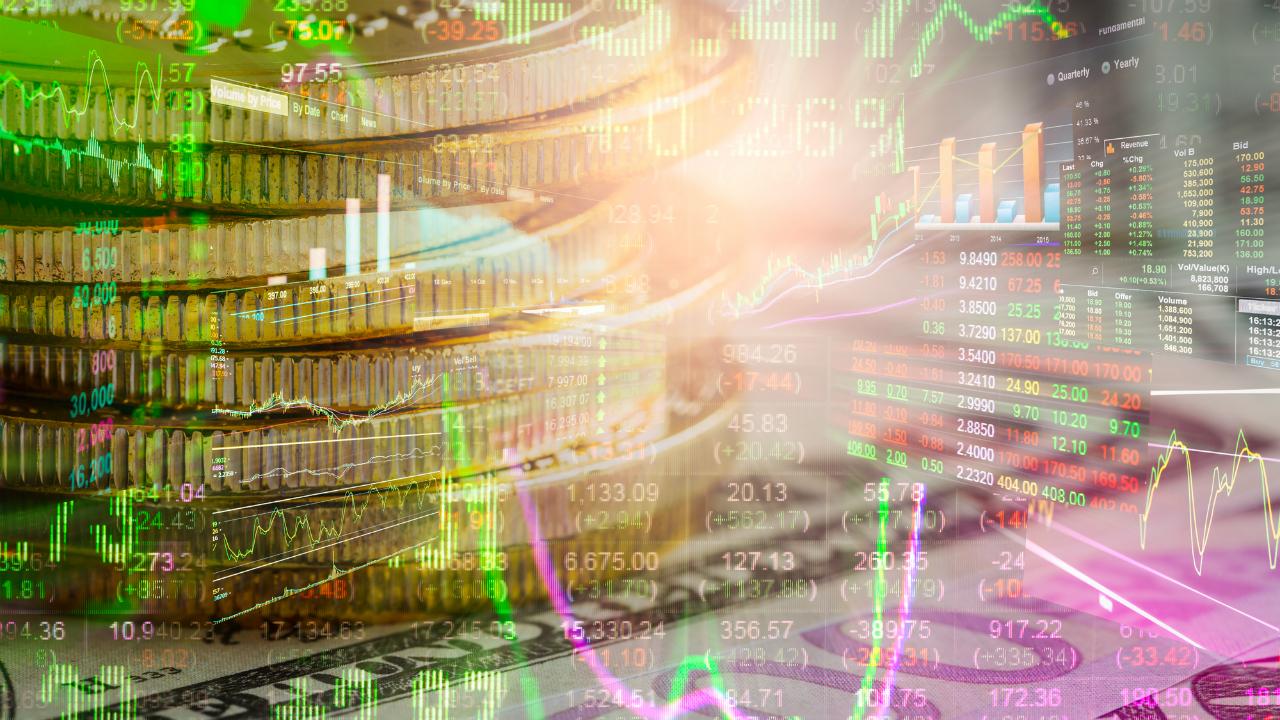 株式市場の「熱狂」に警戒