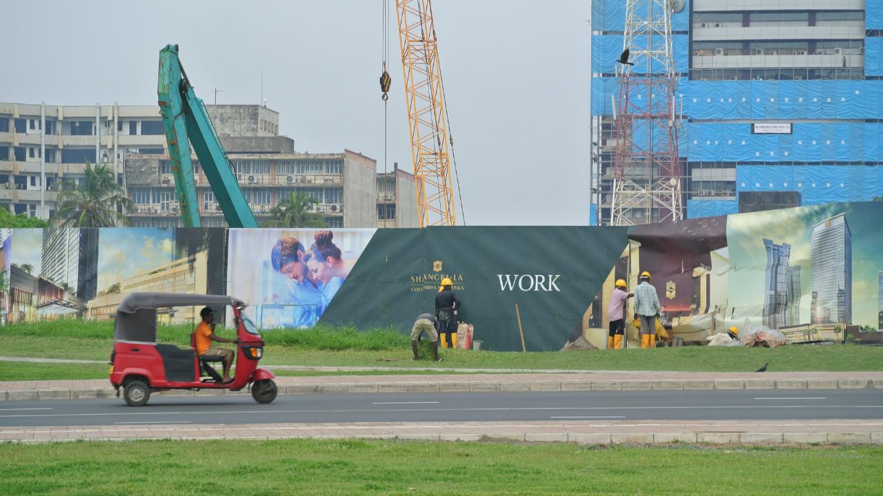 「REIT」導入に向けて環境整備を進めるスリランカ